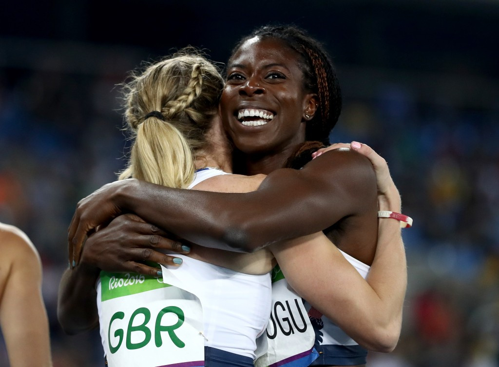 Ohuruogu, Dasaolu and Greene dropped as British Athletics reduces top Lottery funding list to 15
