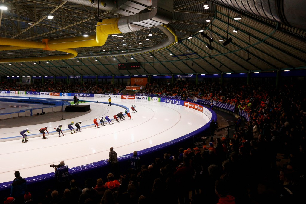 ISU Short Track World Cup season poised to begin in Calgary