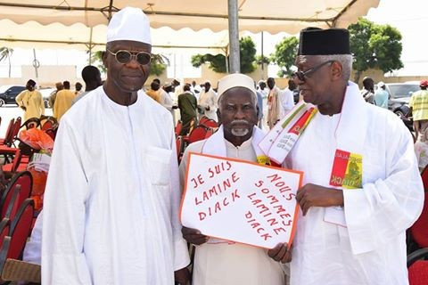 Senegalese campaign set-up to fight for release of Lamine Diack as son prepares for CAS hearing