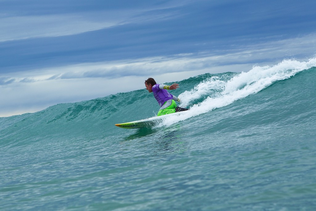Participation in adaptive surfing increasing thanks to World Championship, ISA claim