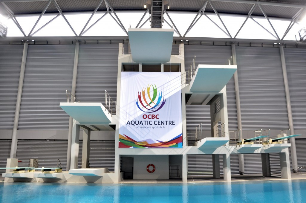 FINA Diving Grand Prix season set to reach climax in Singapore