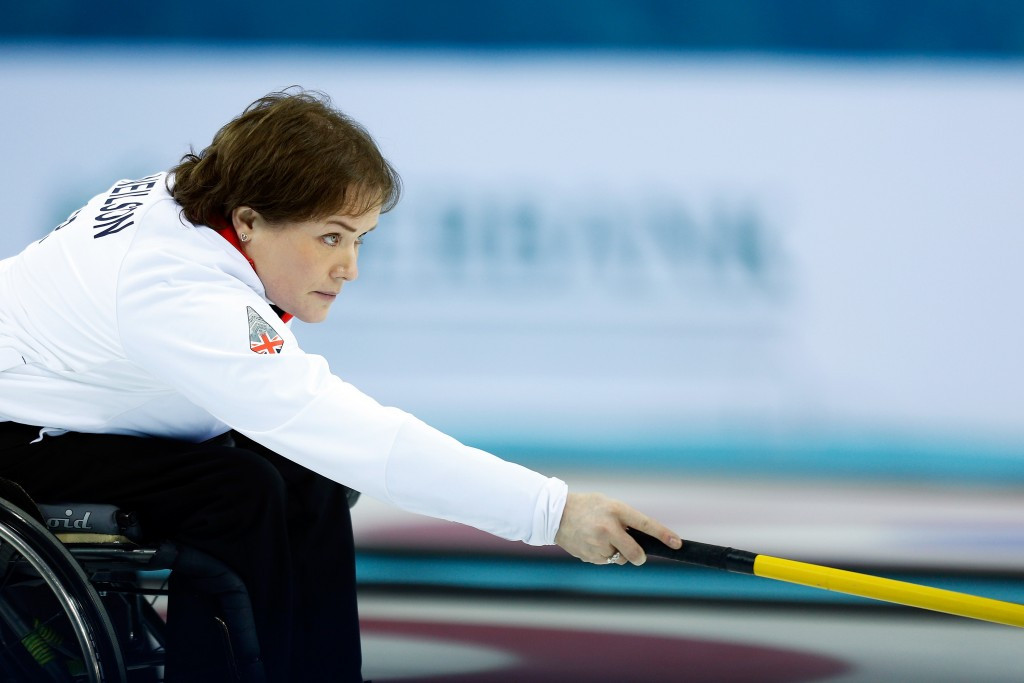 Aileen Neilson is set to lead the Scottish team at the World Wheelchair-B Curling Championships ©Getty Images