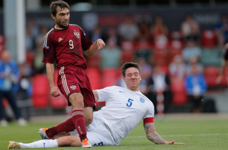 Russia too strong for English hosts at Cerebral Palsy Football World Championships