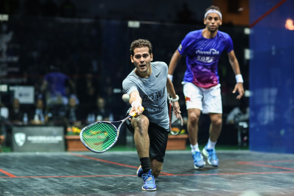 Gawad wins all-Egyptian clash to set up maiden PSA Men's World Championship final