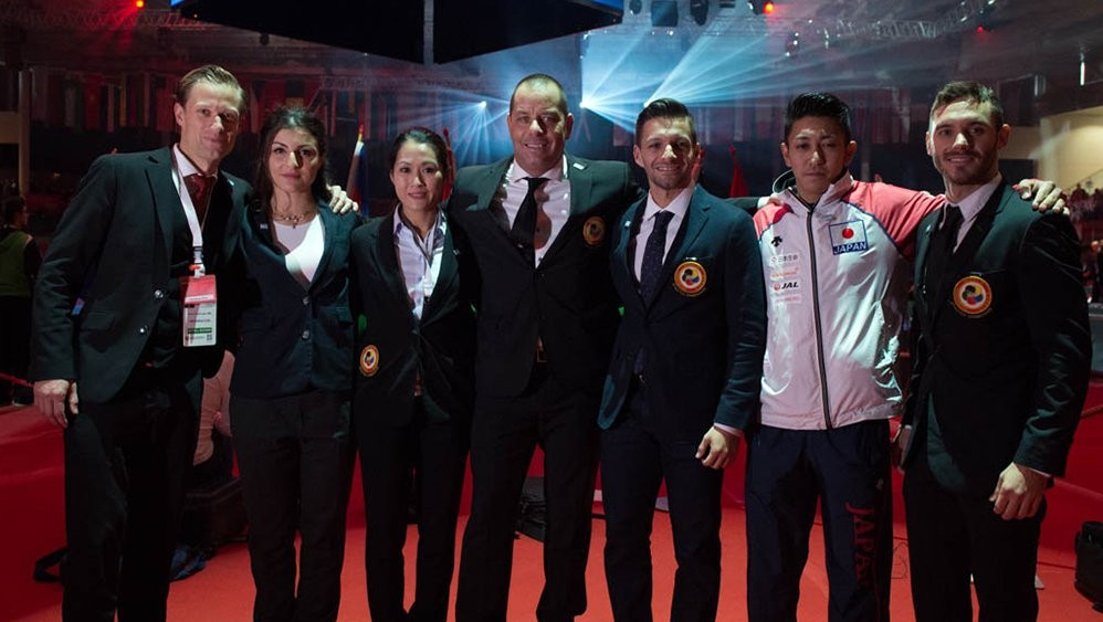 WKF Athletes' Commission bolstered by additions of two athletes including current world champion
