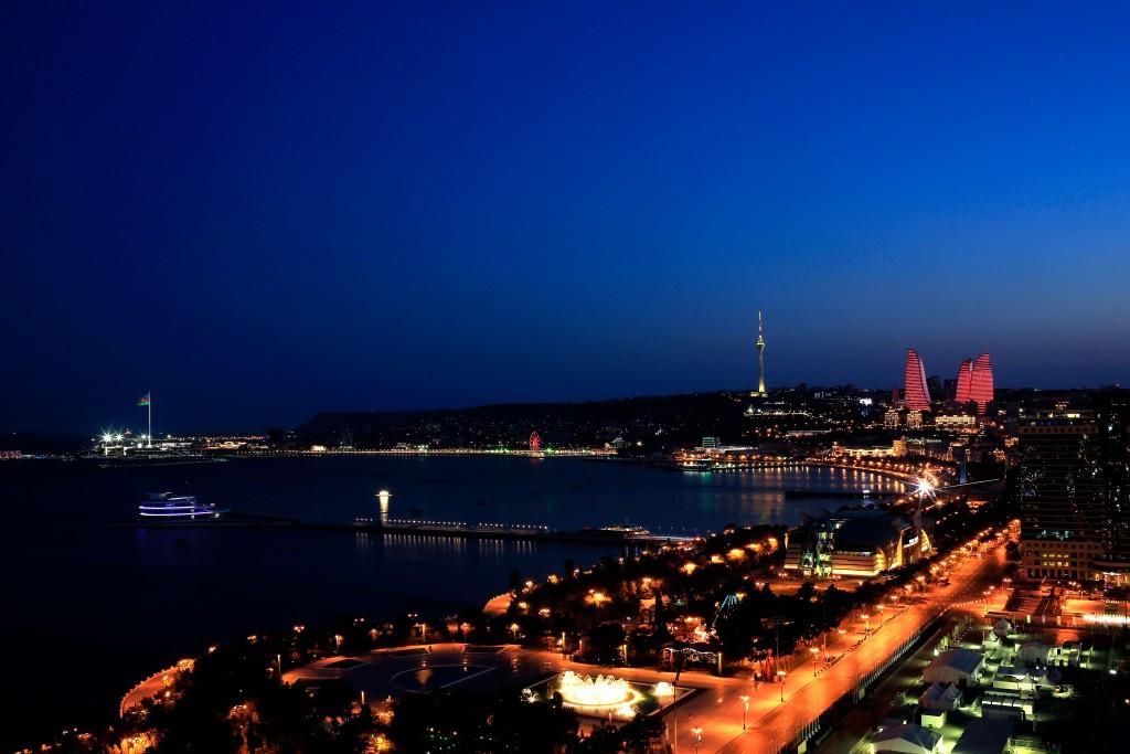 The 2016 World Taekwondo Federation Grand Prix Final is set to take place in Azerbaijan's capital Baku next month ©Getty Images