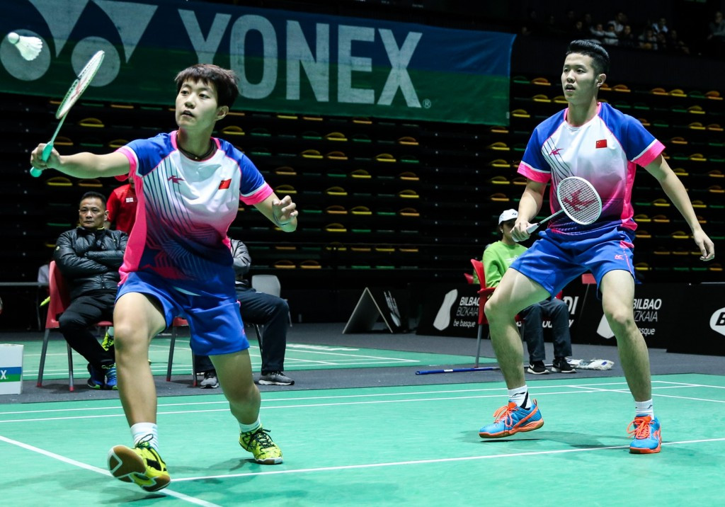 Holders China continue to live up to billing at BWF World Junior Mixed Team Championships