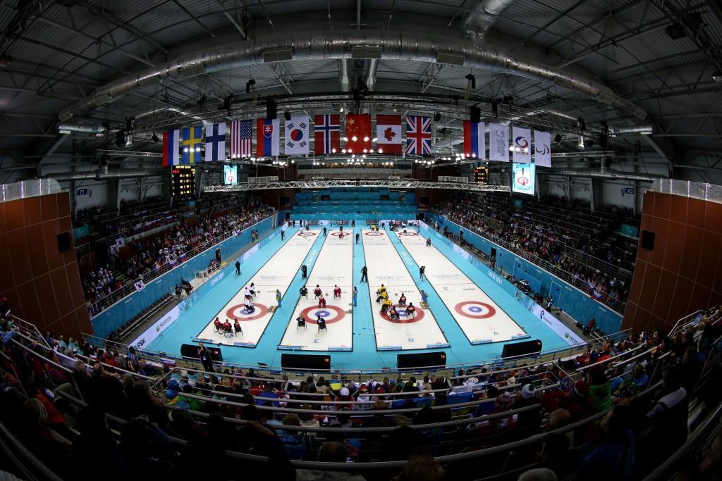England thrash Israel on day one of World Wheelchair-B Curling Championships