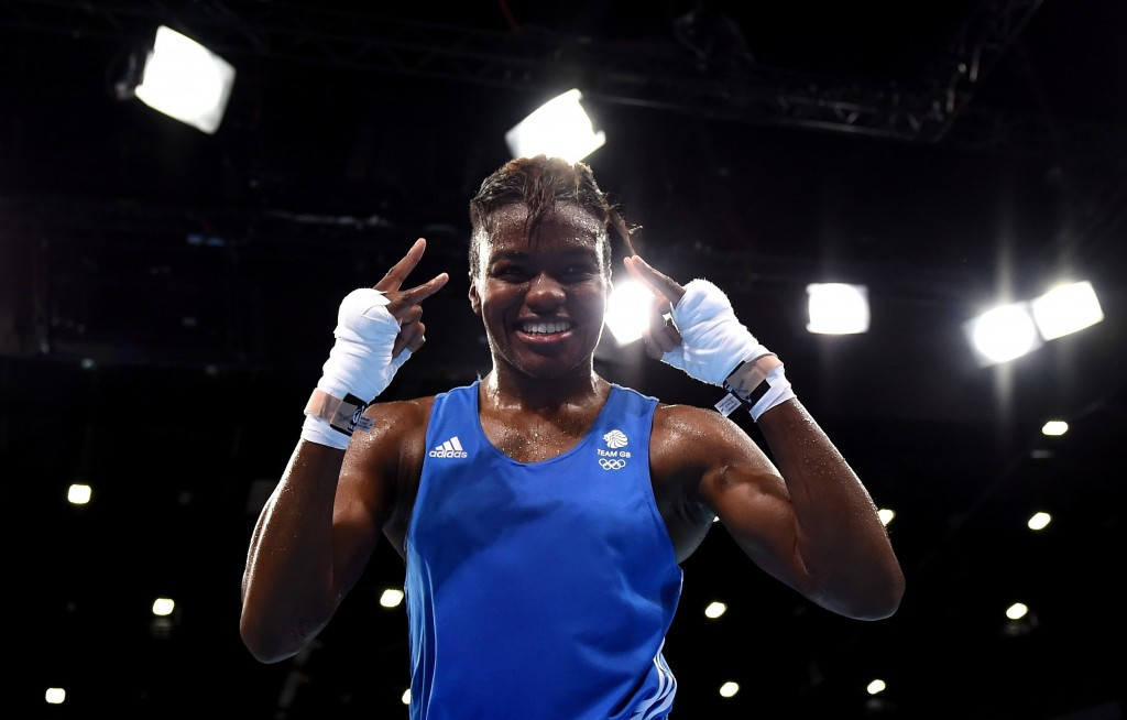 Paul Walmsley oversaw British boxing successes such as Nicola Adams' back-to-back Olympic gold medals ©Getty Images