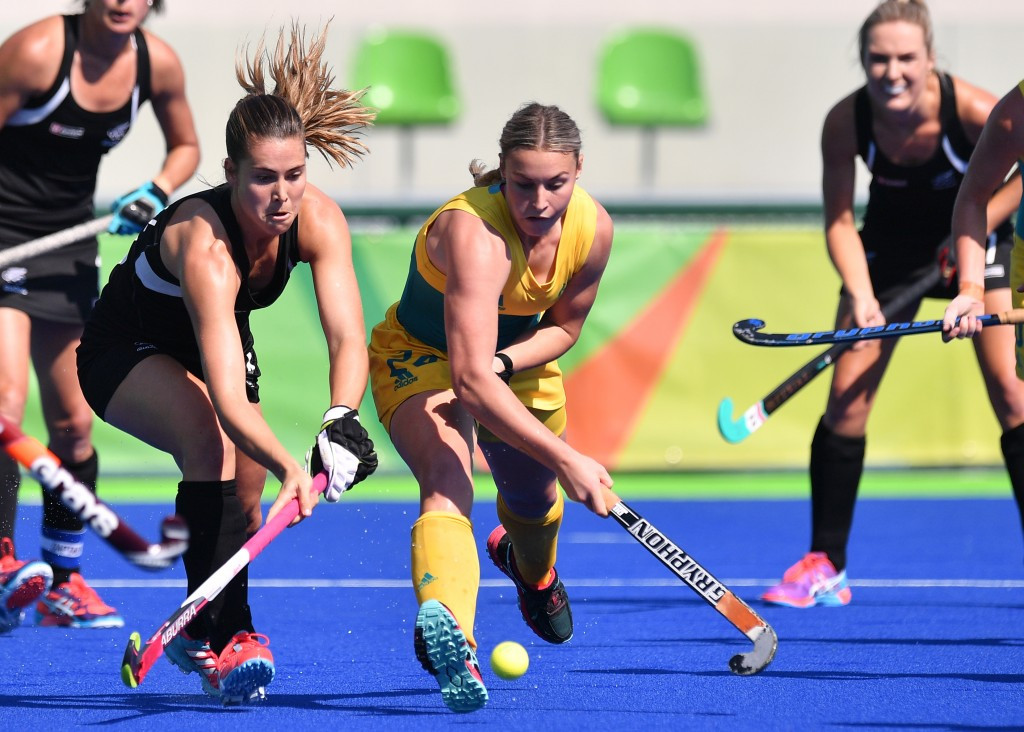 The team investigating allegations of bullying at Hockey Australia has been changed ©Getty Images