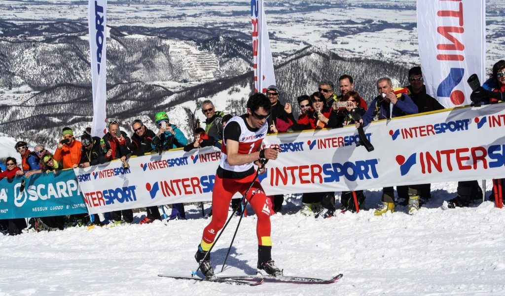 The International Ski Mountaineering Federation has extended its media and marketing agreement with Infront Sports & Media until 2021 ©ISMF