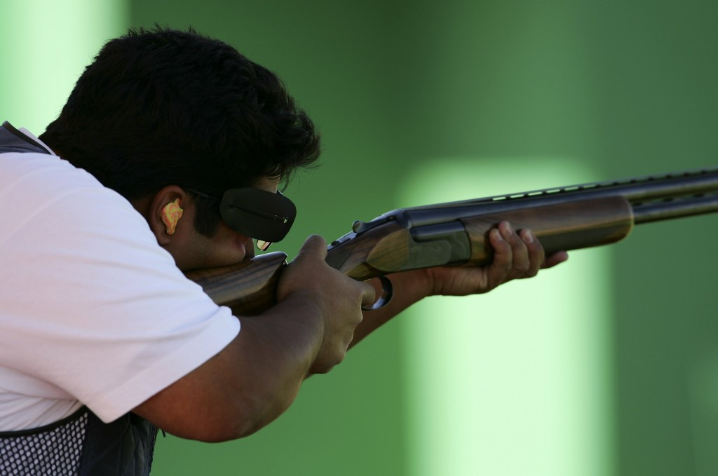 Kuwaiti shooters dominate second day of 2016 Asian Shotgun Championships in Abu Dhabi
