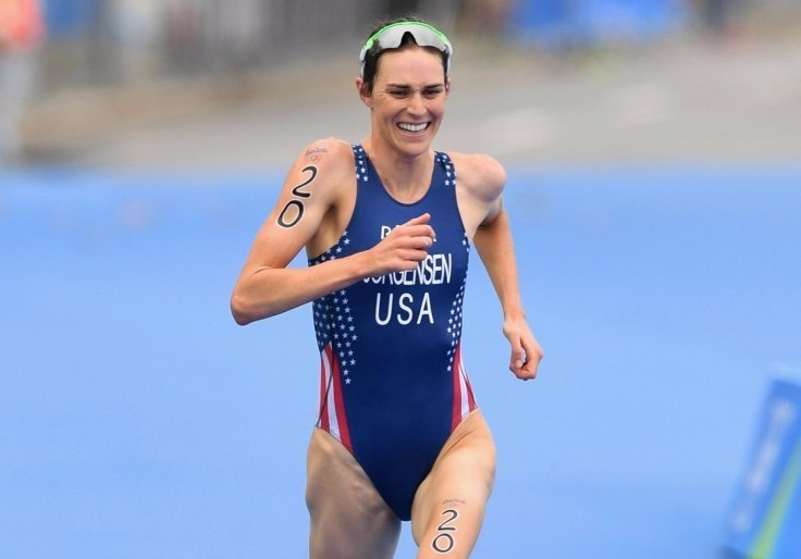 Olympic gold medal-winning triathlete Jorgensen to make marathon debut as Keitany bids to defend New York City crown