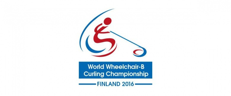 England win all British affair at World Wheelchair-B Curling Championships