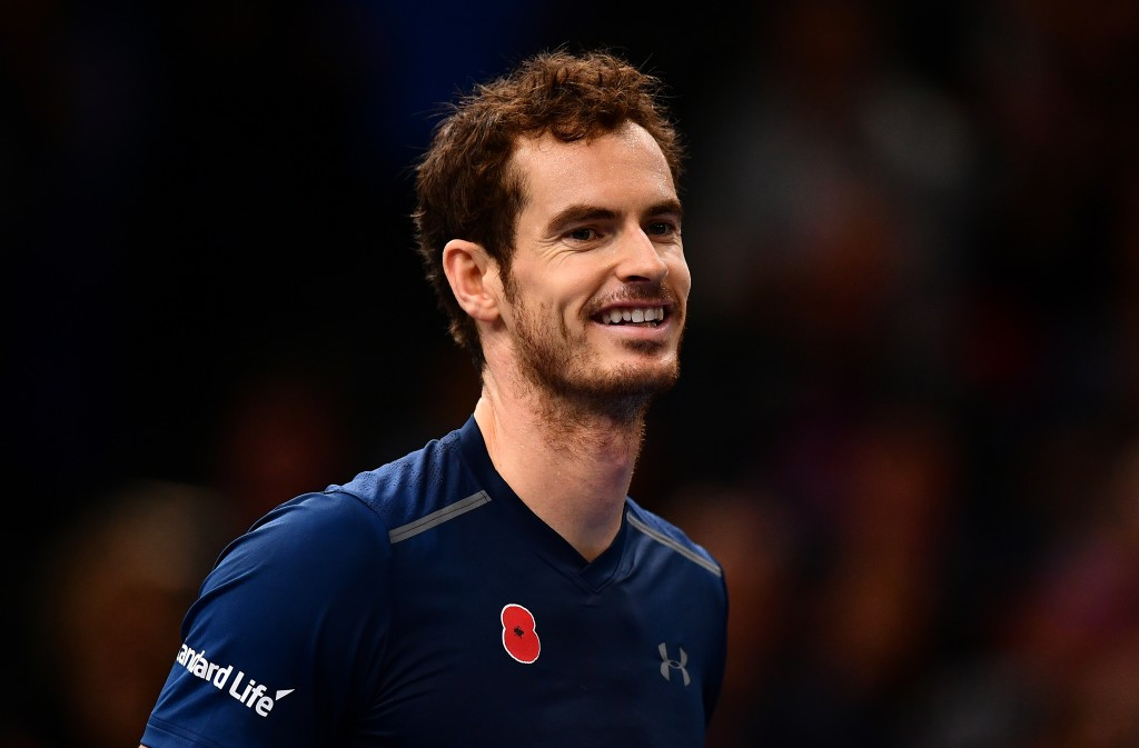 Andy Murray is the new men's world number one ©Getty Images