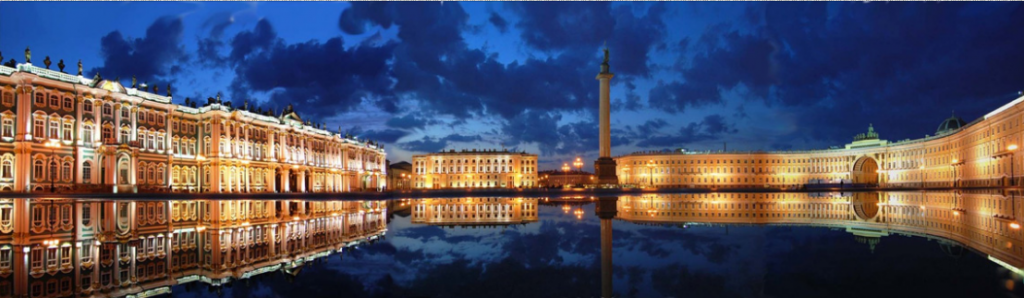 St Petersburg is Russia's cultural capital ©AIBA