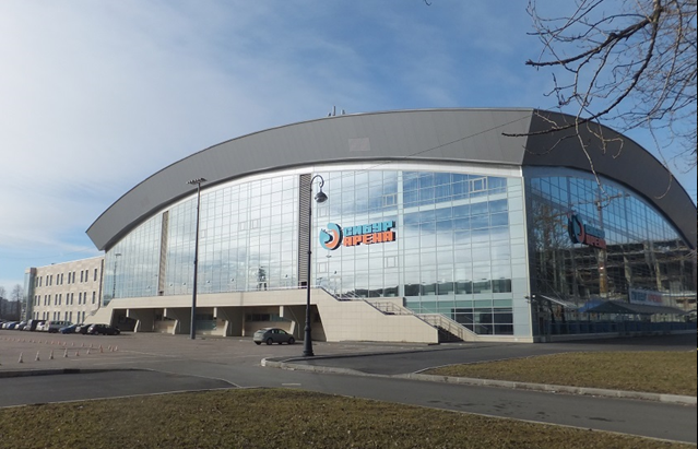 The Sibur Arena will play host to the 2016 AIBA Youth World Boxing Championships ©AIBA