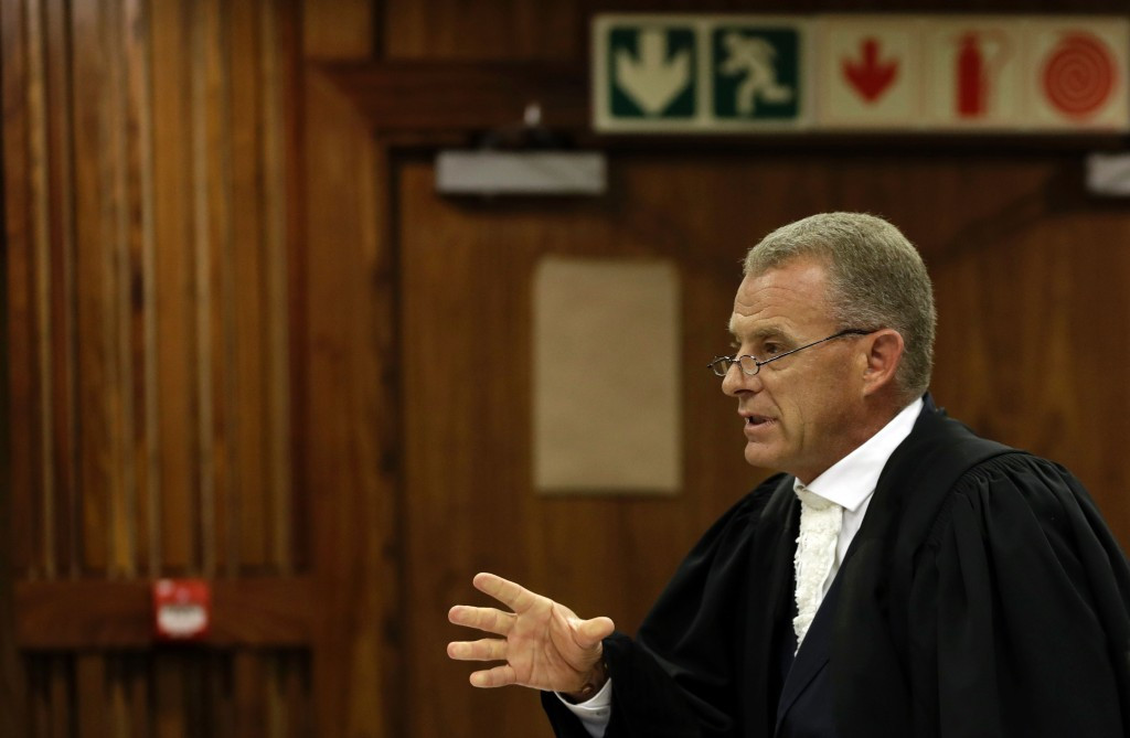 Prosecutor Gerrie Nel had argued the six-year sentence had been