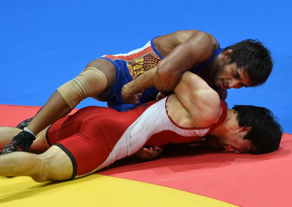 India win all eight gold medals on final day of Commonwealth Senior Wrestling Championships