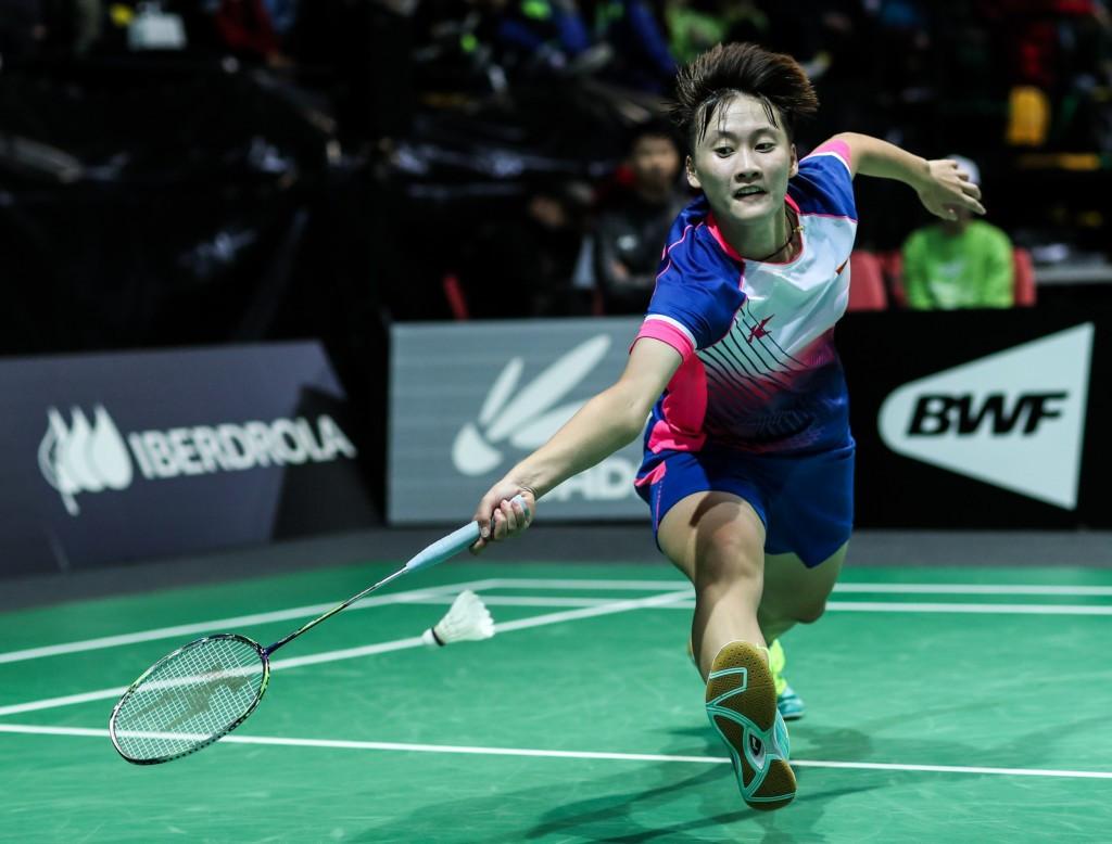 China beat Malaysia to retain BWF World Junior Mixed Team