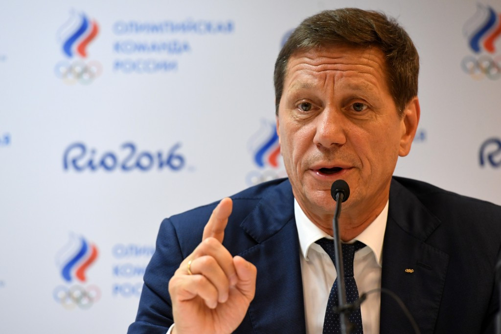 Alexander Zhukov has called for a reform to the process by which WADA administers TUEs ©Getty Images