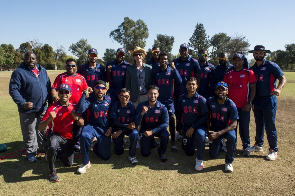 The United States defeated Oman by 13 runs in the final of the World Cricket League Division 4 ©ICC