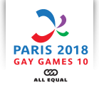 China to send delegation to Gay Games for first time ever at Paris 2018