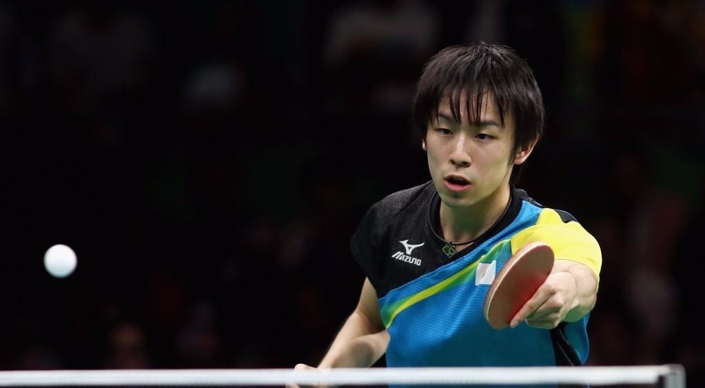 Koki Niwa headlines men's singles competition at ITTF World Tour Austrian Open
