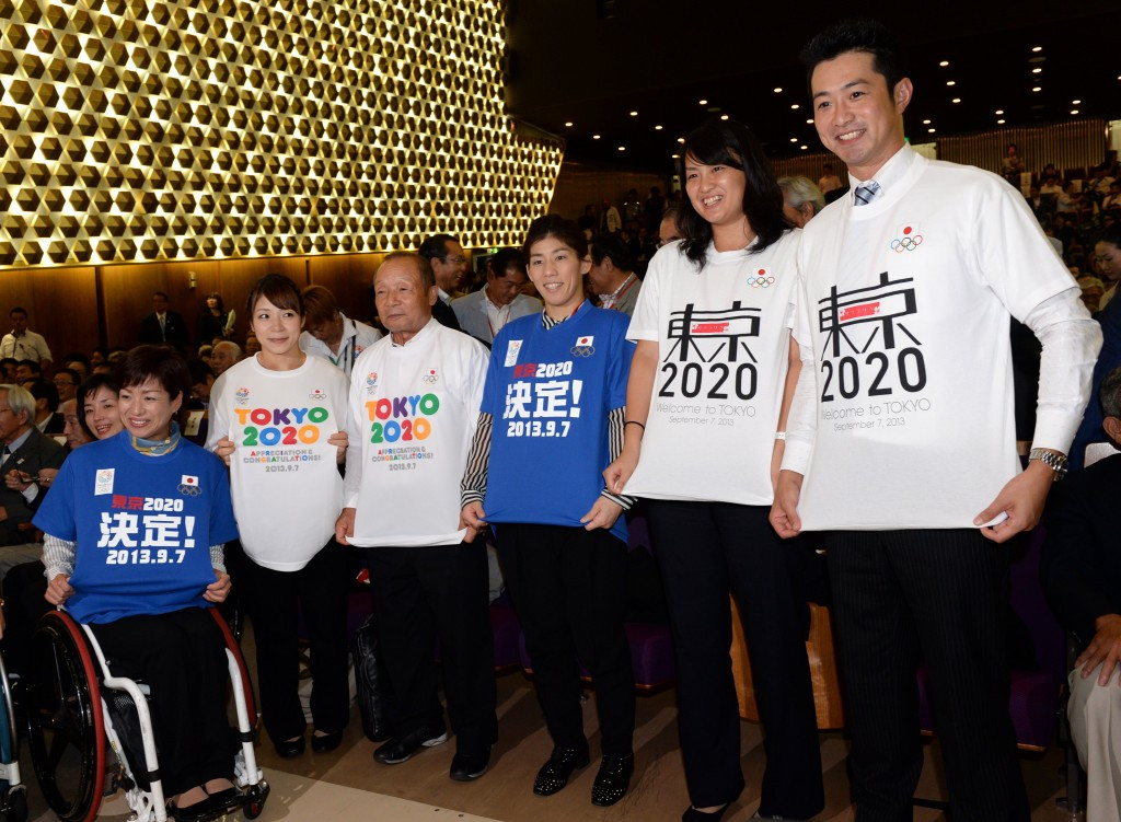 A strong anti-doping record was one of the major reasons for the success of the Tokyo 2020 bid ©Getty Images