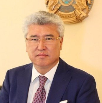 Arystanbek Mukhamediuly maintains that no decision has yet been made on whether Kazakhstan medals will be returned ©Prime Minister.kz