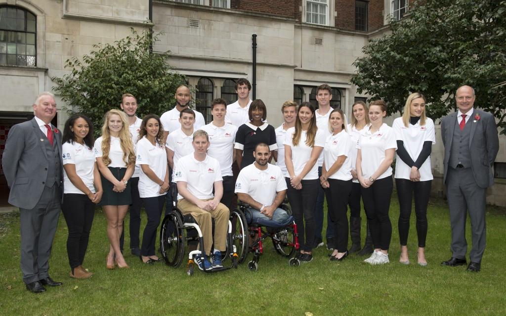 England reveal detailed Gold Coast 2018 plans and athlete ambassador programme