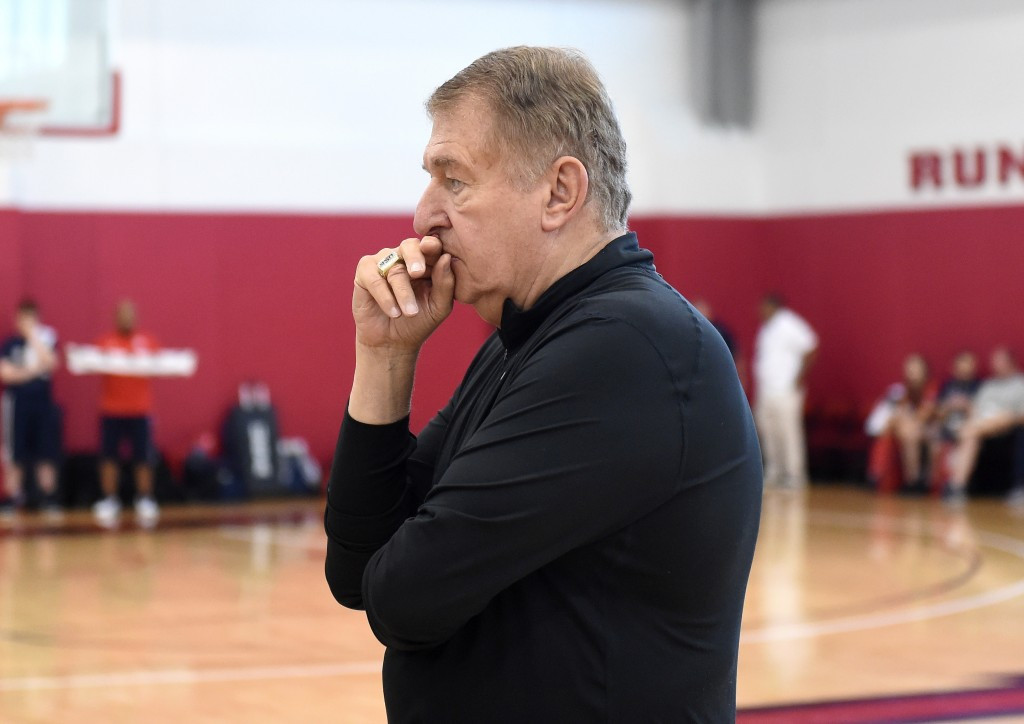 Jerry Colangelo is set to step down as USA Basketball chairman ©Getty Images