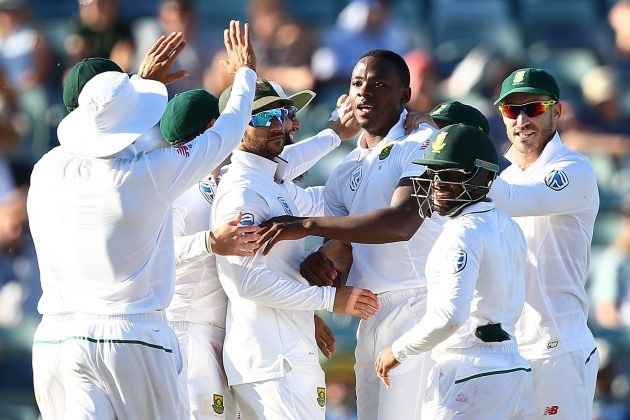 South African bowler Kagiso Rabada and batsman Quinton de Kock have moved into the top 20 of the ICC Test Player Rankings for the first time ©ICC