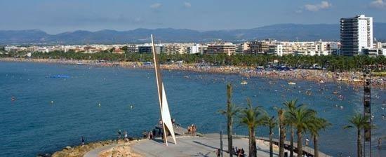 Tarragona has delayed its hosting of the 2017 Mediterranean Games ©Visit Spain