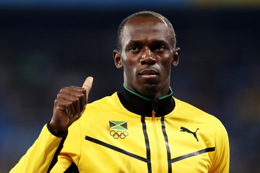 Bolt, Farah and van Niekerk shortlisted for men's World Athlete of the Year prize