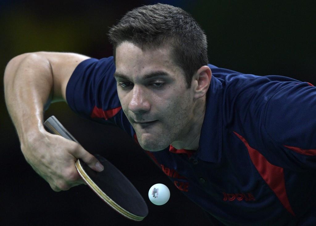 Jancarik among winners as qualification starts ITTF Austrian Open