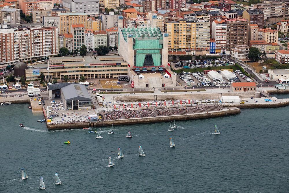 Santander and Kiel awarded 2017 and 2018 Sailing World Cup Finals
