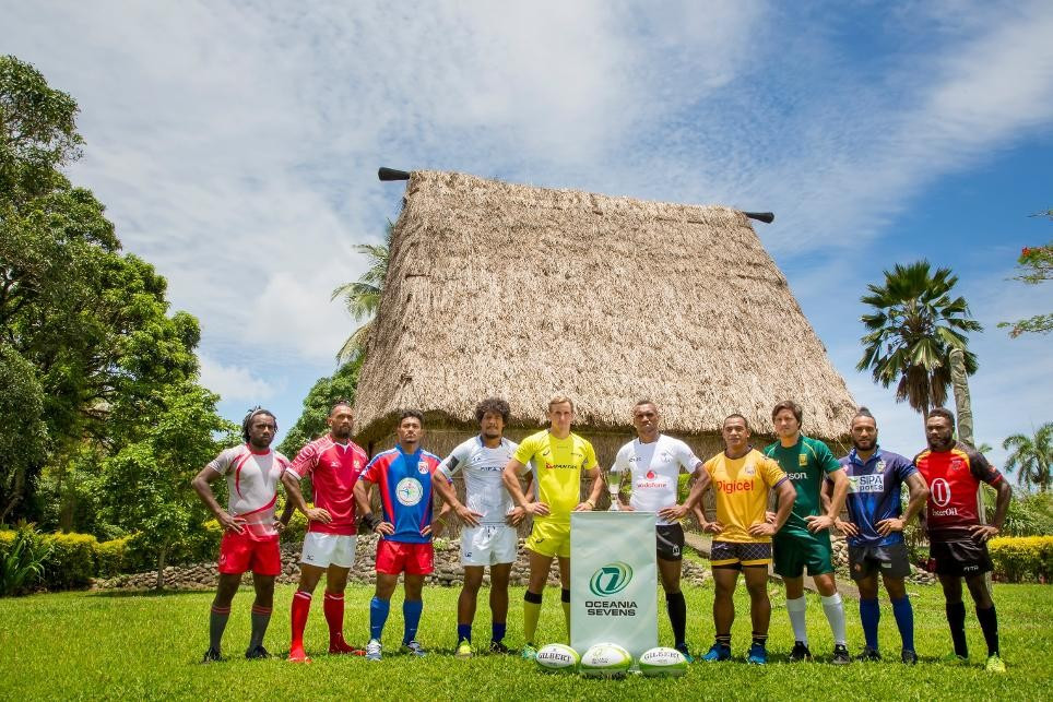 Olympic gold medallists Fiji and Australia top bill at Oceania Sevens Championships