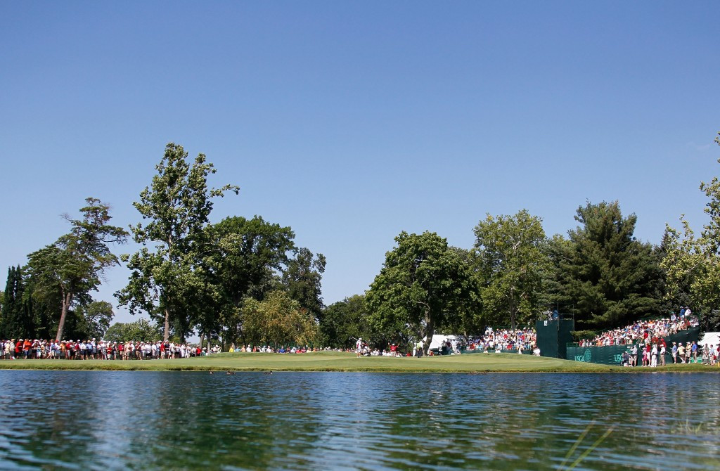 Solheim Cup to be played at Inverness Club in 2021