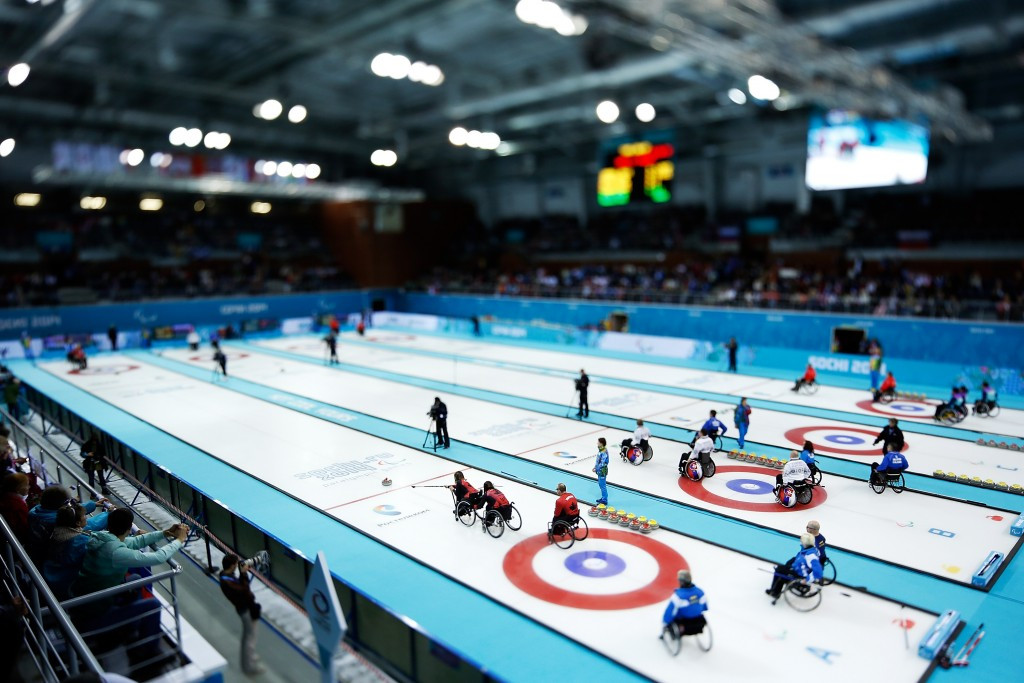 Finland have won the gold medal at the World Wheelchair-B Curling Championships ©Getty Images