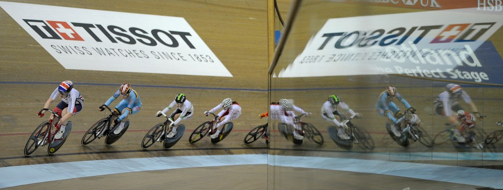The UCI Track Cycling World Cup begins its second stage in Apeldoorn in The Netherlands tomorrow ©Getty Images