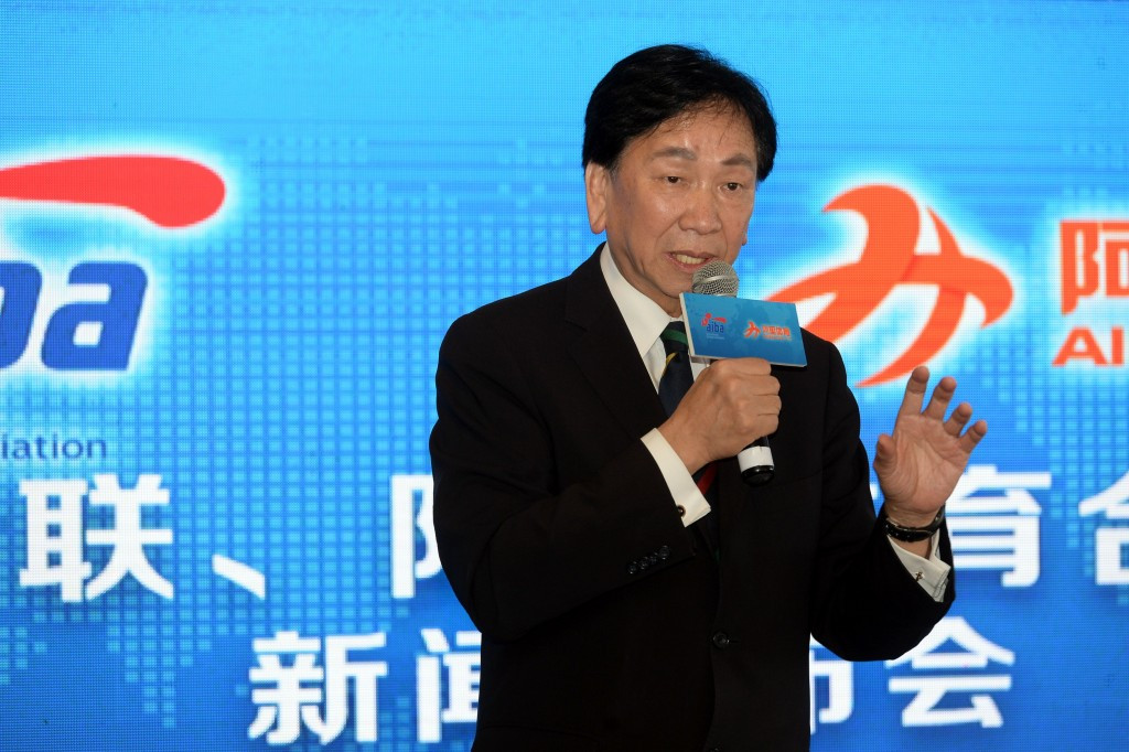 AIBA President C K Wu denies knowing exactly what was going on with the deal ©Getty Images