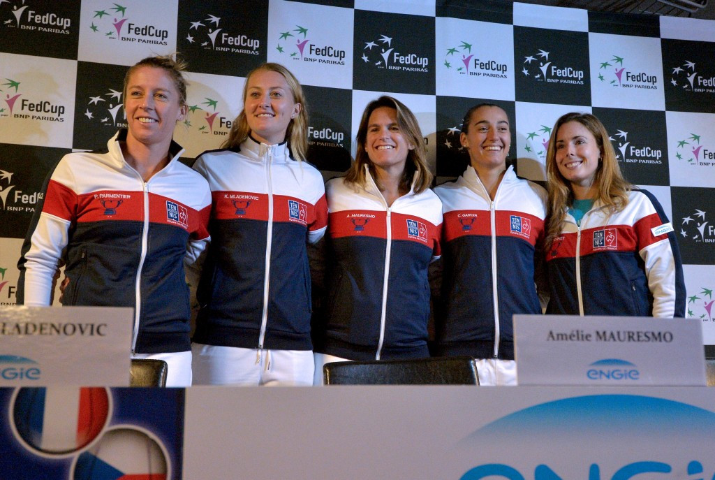 Hosts France aim to end Czech Fed Cup dominance