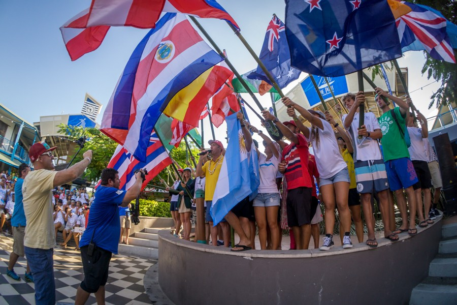 ISA World StandUp Paddle and Paddleboard Championship officially declared open in Fiji