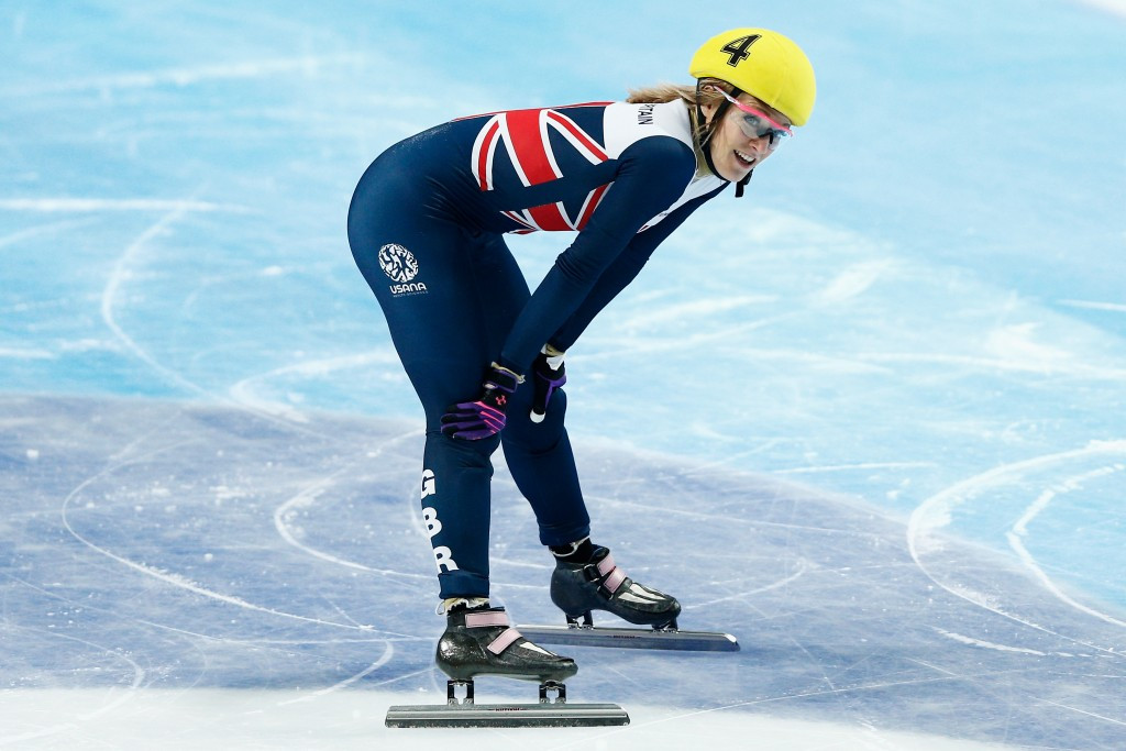 Christie among qualifiers as ISU Short Track World Cup begins in Salt Lake City