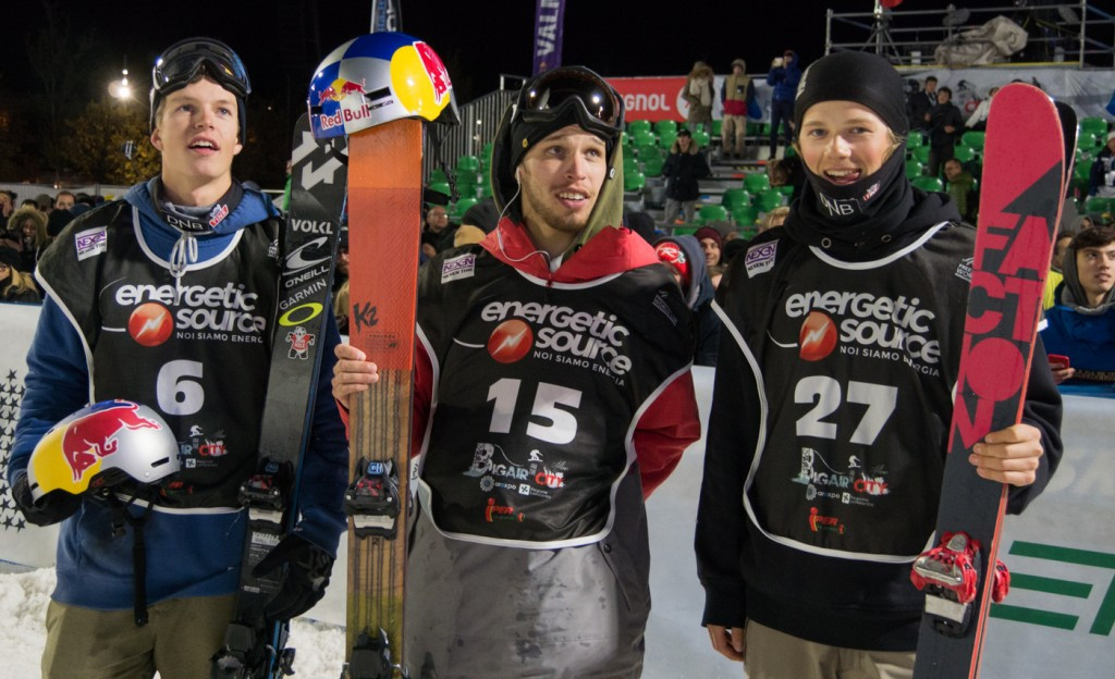 Mahler takes FIS Big Air World Cup honours in Milan