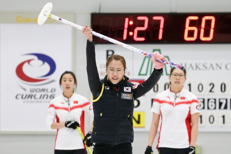 Hosts South Korea win women's title as Japan claim men's glory at Pacific-Asia Curling Championships