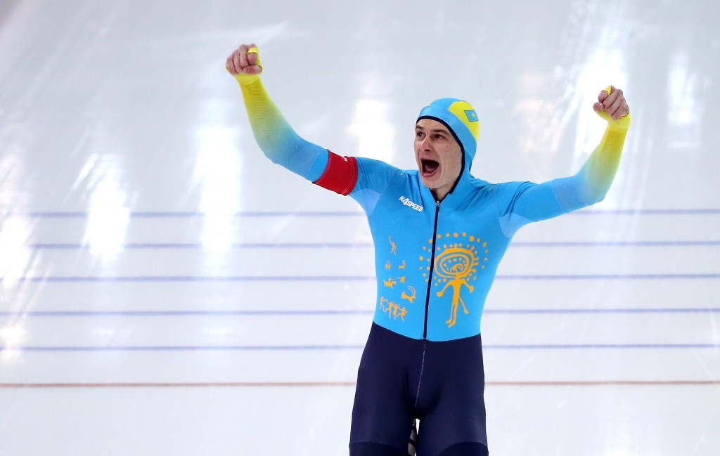 Krech claims surprise win as ISU Speed Skating World Cup continues in Harbin