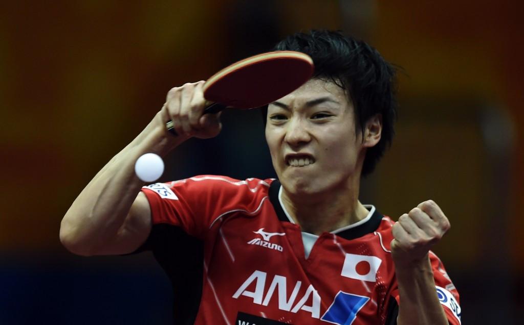Matsudaira stuns top seed on way to final four of ITTF Austrian Open