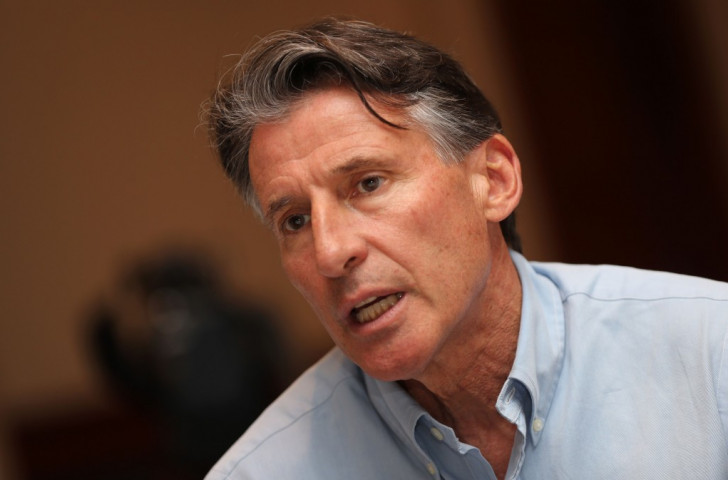 IAAF President Sebastian Coe has enthusiastically welcomed Haile Gebrselassie's election ©Getty Images